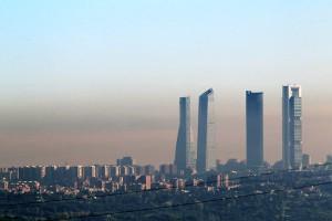 Eltráfico rodado es el principal causante de la contaminación atmosférica en las ciudades