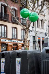 Ecovidrio ha desarrollado miles de campañas de educación ambiental y sensiblización sobre reciclaje