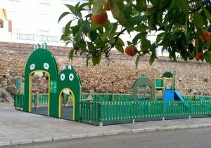 Inaugurado el Parque Mr. Iglú en Peñaflor