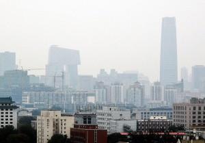 Pekín ha registrado altos niveles de contaminación en los últimos meses