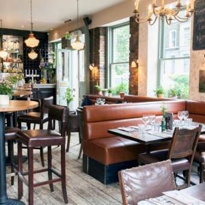 Primer restaurante cero residuos de Londres