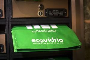 Ecovidrio y el Ayuntamiento de Madrid repartirán bolsas de reciclaje entre los madrileños