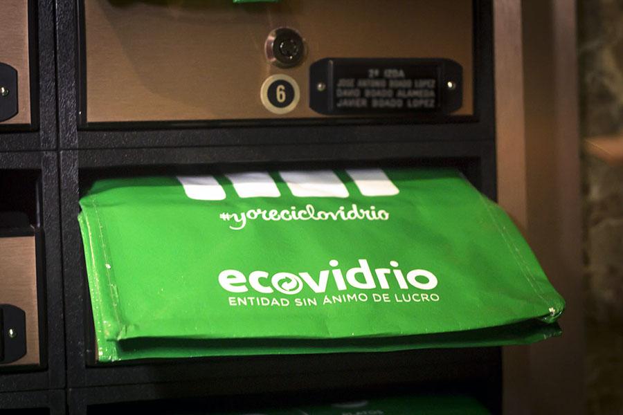 2a39466d9 Ecovidrio y el Ayuntamiento de Madrid repartirán bolsas de reciclaje entre  los madrileños