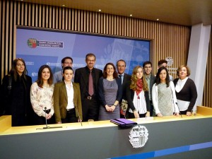 Aclima, Ihobe y Fundación Novia Salcedo promoverán el empleo verde entre los jóvenes vascos