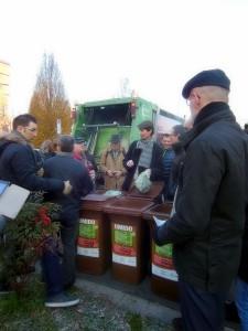 Una comitiva de Entidades y municipios españoles viajó a Italia a conocer sus avances en la estrategia de Residuo Cero