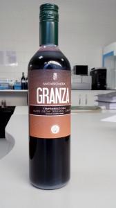 Bodega Matarromera ya tiene una botella de vino de bioplástico