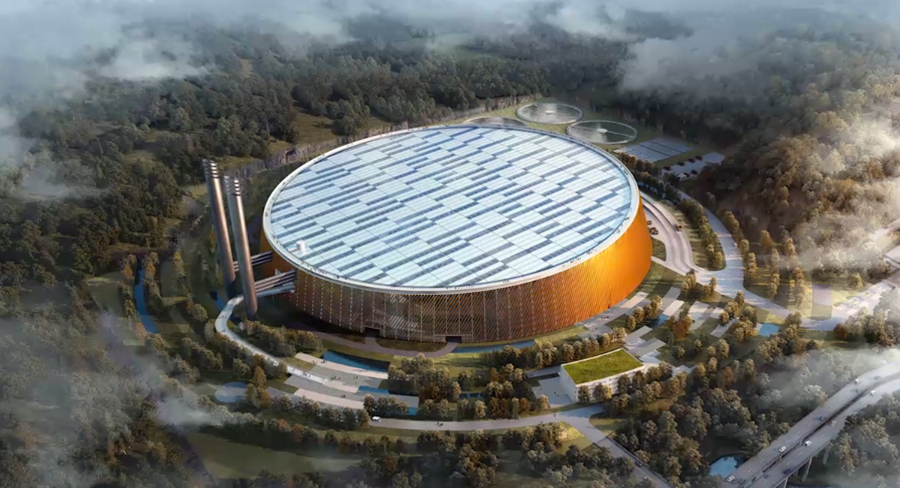 Resultado de imagen para China incineración de residuos