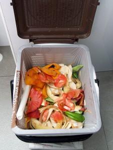 ADEGA asegura que legalmente solo se puede hablar de compostaje cuando los residuos orgánicos han sido recogidos de forma separada