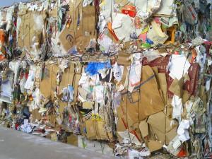 España está en el podium europeo en reciclaje de papel