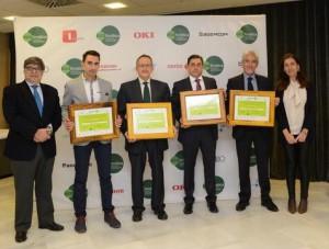 Galardonados I Premios ECO Murcia
