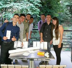 Estudiantes Universidad Nacional de Colombia