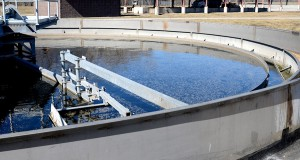 La crisis paralizó la inversión en plantas depuradoras de aguas residuales