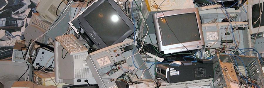 Ecolec gestiona ya más de 81.000 toneladas de residuos electrónicos