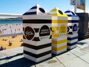 Gijón, la ciudad con el menor coste efectivo de limpieza urbana y gestión de residuos