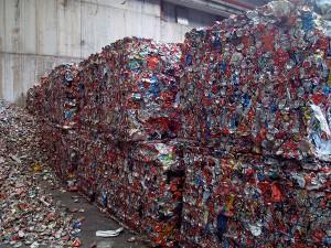 El reciclaje de envases metálicos en Europa alcanza el 74,7%