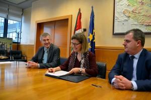 Acuerdo para impulsar la prevención de residuos industriales en Euskadi