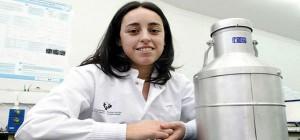 Itsaso Barbarias, investigadora de la UPV/EHU, es la responsable del proyecto