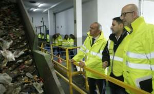 Visita a planta de Jundiz