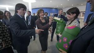 Ecovidrio recicló 76.000 envases de vidrio durante la celebración de Alimentaria
