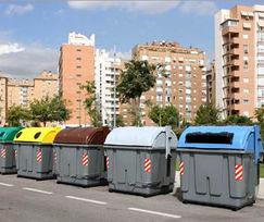 EMULSA aprueba la licitación para la renovación del parque de contenedores de Gijón