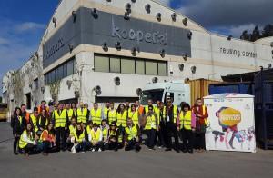 Un centenar de expertos europeos se interesó por el modelo de gestión de residuos de Bizkaia