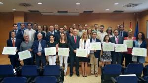 21 empresas de la Región de Murcia, premiadas por su compromiso con la sostenibilidad