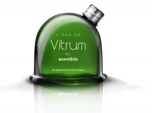 Lanzan un perfume para concienciar sobre el reciclaje de vidrio