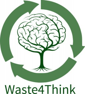 Logotipo Waste4Think