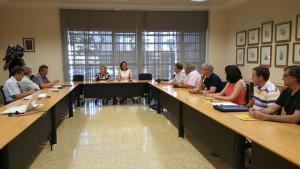Reunión nitratos Murcia