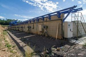 El sistema Covertech Biodry aumenta hasta un 70% el poder calorífico inferior de los residuos sólidos urbanos