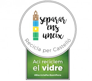 Reciclar per Sant Pere