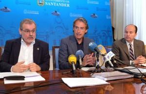 Santander, presentación del modelo predictivo.