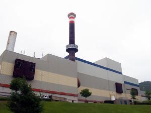 Planta de valorización energética de residuos de Zabalgarbi