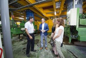 Lipasam invertirá cinco millones para mejorar la limpieza y recogida de residuos de Sevilla