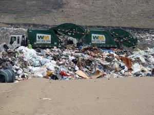 Vertederos e incineración pueden ganar peso frente al reciclaje en EEUU