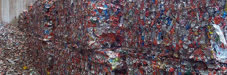 España recicló casi 28.000 toneladas de envases de aluminio en 2015