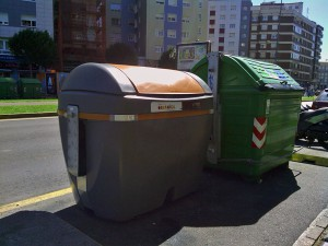 Gijón amplía la recogida selectiva de residuos orgánicos