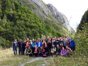 Jóvenes europeos se unen en favor del medio ambiente