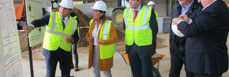 Comienza la construcción de la nueva planta de compostaje de Sogama