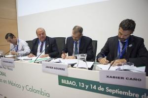 Aclima, Ihobe y SPRILUR colaborarán con la CAR de Cundinamarca en materia de recuperación de espacios degradados