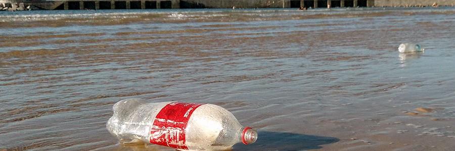 Los residuos plásticos ya forman parte del ecosistema marino del Mediterráneo