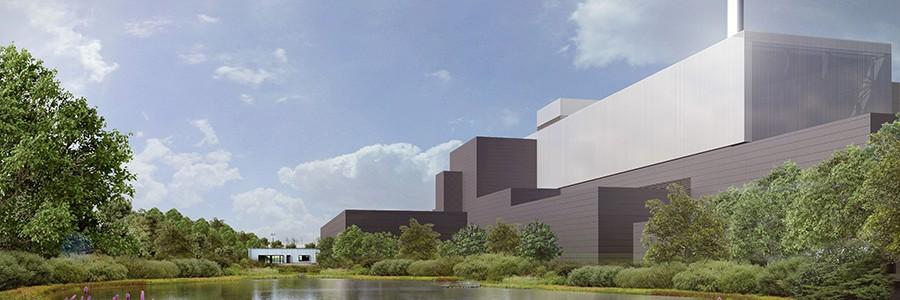 FCC comienza los trabajos de construcción del nuevo centro de reciclaje y valorización energética de residuos de Edimburgo y Midlothian, en Escocia