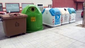 Huesca implanta la recogida selectiva de materia orgánica