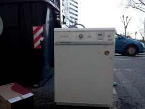 Donostia implanta la recogida a domicilio de residuos electrónicos