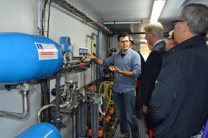 El proyecto Releach busca abaratar la gestión de los lixiviados en vertederos