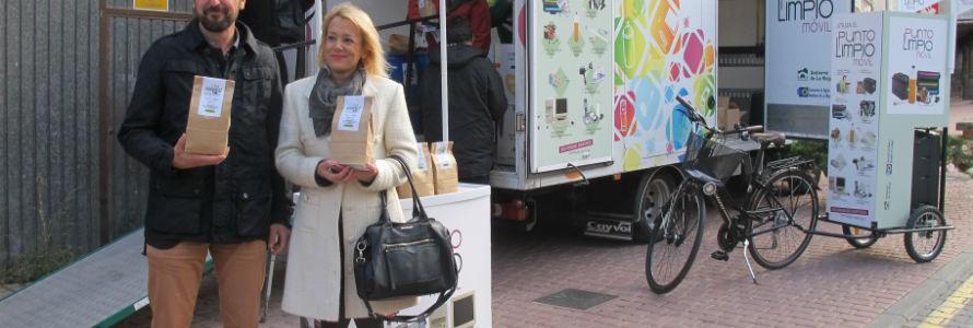 La Rioja inicia una campaña para impulsar la recogida de residuos especiales de origen doméstico