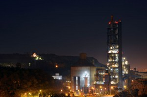 Las cementeras españolas valorizaron 1,5 megatoneladas de residuos en 2014