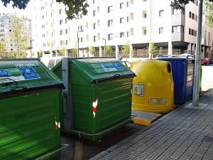 Recurrido el concurso para la renovación de los contenedores de residuos de Gijón