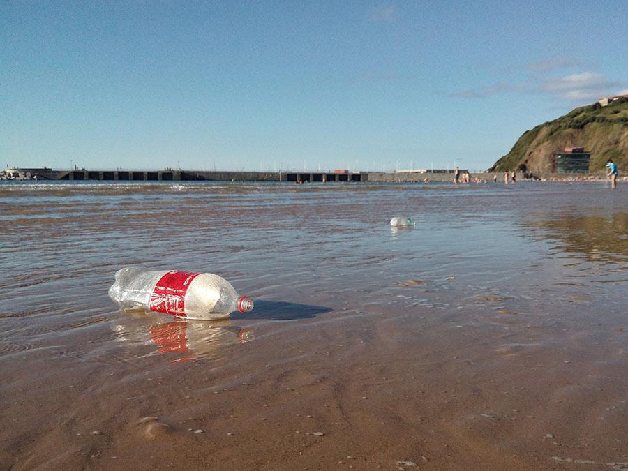 El estudio pretende conocer la responsabilidad del ciudadano en el abandono de residuos