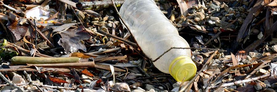 El 18% de la basura abandonada en el mundo son envases